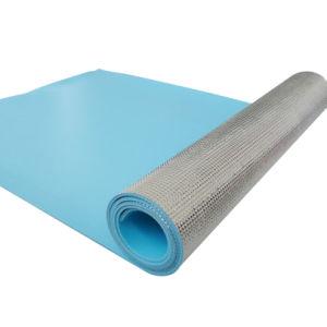 PE Foam Backed Aluminum Foil Insulated Foam Mat pictures & photos