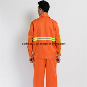 Useful Good Quality Men Working Uniform Long Sleeve Industry Wear pictures & photos
