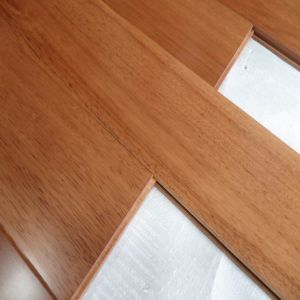 Prefinished Oil Stain Natural Tuan Solid Wooden Flooring