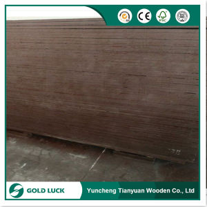 17mm*1220*2440mm Black Film Faced Shuttering Plywood pictures & photos