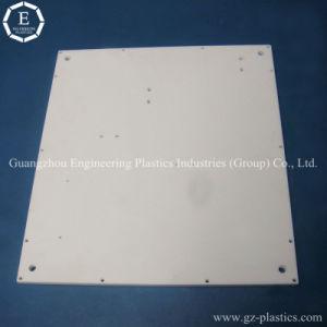 Lightweight Plastic Cutting Virgin White PTFE Teflon Plastic Board Sheet pictures & photos