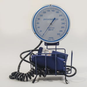 Sw-As17 Sphygmomanomer and Blood Pressure Monitoring Machine of Desk Type Shpygmomanometer pictures & photos
