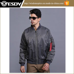 Us Warm Waterproof Coat Both Sides Wearing Cotton Padded Clothes pictures & photos