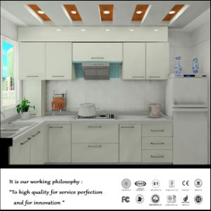 New Glossy Customized Modular Kitchen Furniture pictures & photos