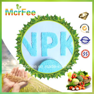 High Nutrient NPK Soluble Fertilizer pictures & photos