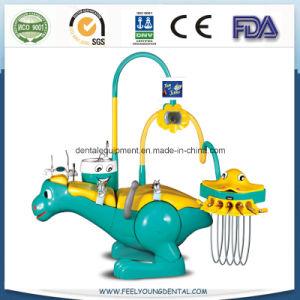 Dino Children Dental Chair Unit pictures & photos