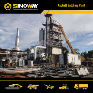 40-180 Ton Asphalt Batching Plant, Hot Mixed Asphalt Plant pictures & photos