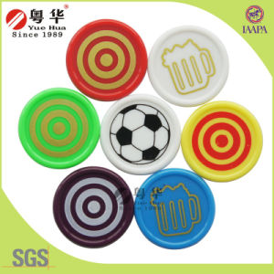 Top Security Plastic Token Coins pictures & photos
