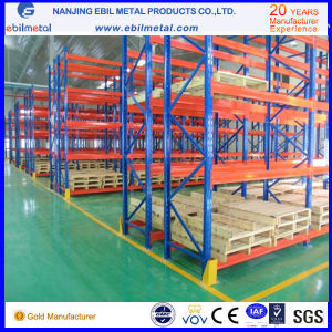 Super Save Space Electric Moblile Pallet Racking pictures & photos