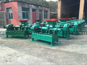 High Efficiency Bamboo Charcoal Briquette Press Machine pictures & photos