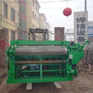 China Supplier Full Automatic Welded Wire Mesh Machine /Automatic Steel Wire Mesh Welding Machine