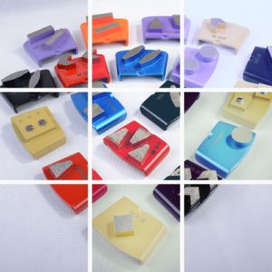 Floor HTC Diamond Tools Grinding Shoes for HTC Grinder pictures & photos