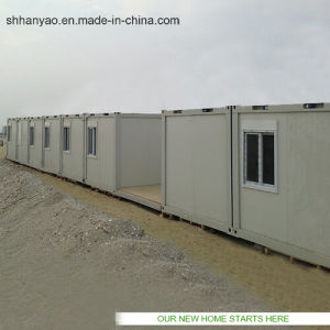Moveable Water Proof Prefab Container House for Dormitory pictures & photos