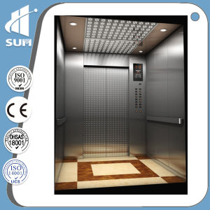 Speed 1.0m/S with Machine Room Elevator Parts pictures & photos