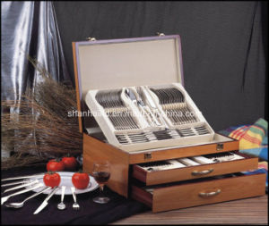 113 PCS Stainless Steel Cutlery Set Ao pictures & photos