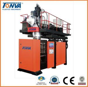 Tonva PE Plastic Extrusion Blow Molding Machine pictures & photos