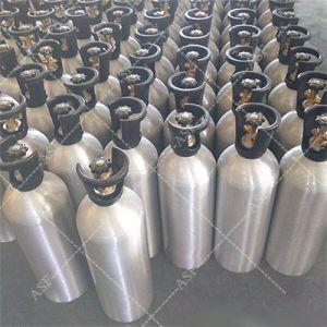 High-Pressure Seamless Aluminum Air Tanks pictures & photos