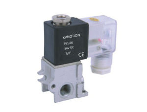 3V Series 2/3 Solenoid Valve pictures & photos