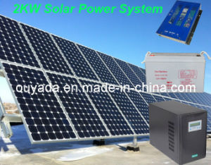 Home Use 2kw Solar Power System pictures & photos
