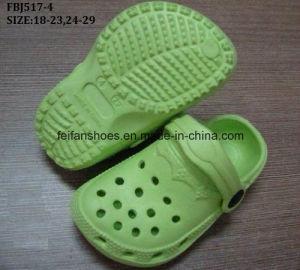 Hot Selling Kids EVA Garden Shoes Beach Shoes (FBJ517-4) pictures & photos
