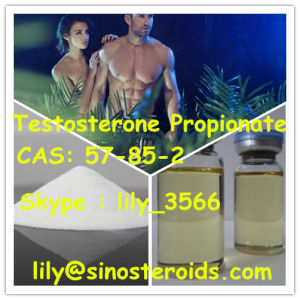 Injectable Anabolic Steroid Testosterone Propionate/Agovirin/Test Prop for Muscle Bodybuilding pictures & photos
