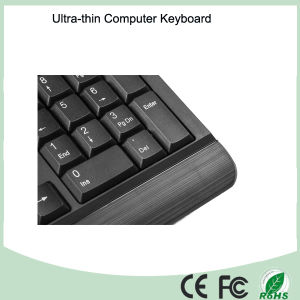Promotional Gift Standard Wired Multimedia Keyboard (KB-1805) pictures & photos