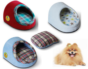 Solid Dog Bed / Pet House Sft15db003 pictures & photos