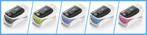 Pocket Finger Pulse Oximeter SpO2 with Ce Approved pictures & photos