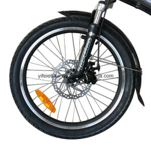 Disc Brake PAS System Europe Standard 25km/H Electric Bike E-Bike Adult E-Bicycle Electric Bicycle (TDN10Z) pictures & photos