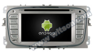 Witson Andriod 4.4.4 OS Quad Core 16GB Flash Special Car DVD Player GPS for Ford Mondeo (2007-2011) (W2-M003S) pictures & photos