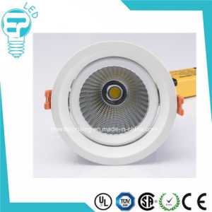 Recessed CREE COB LED Ceiling Fixture Downlight pictures & photos