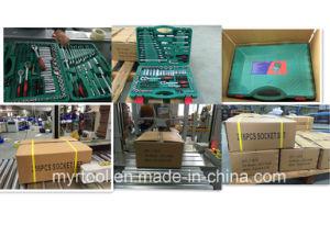 """215PCS 1/4""""&3/8""""&1/2"""" Dr Socket Set (FY215B) pictures & photos"""