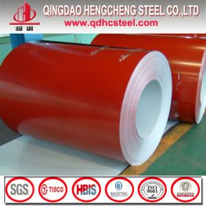 Plain PPGI PPGL Galvanized Coil Color Coated Steel Sheet pictures & photos