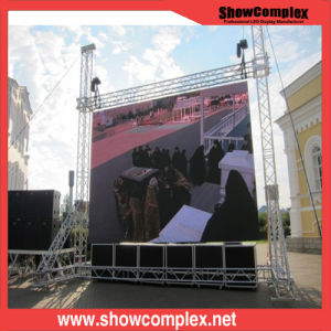 Outdoor LED Display Screen/ P6.67 Portable Advertising Video Wall pictures & photos