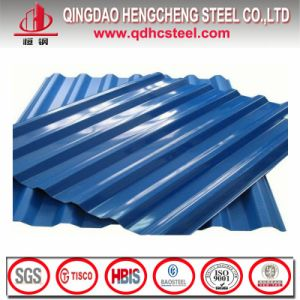 Color Coated Corrugated Roofing Sheet for Construction pictures & photos