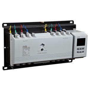 Xldq3nm Series Dual Power Automatic Transfer Switch pictures & photos