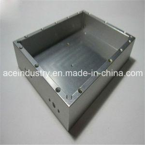 Aluminum CNC Machining Parts, CNC Machining Steel Boxes pictures & photos