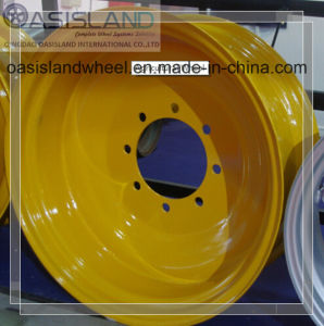 Agricultural Steel Wheel (DW25X26) for Tyre 28L-26 pictures & photos