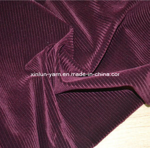 100% Polyester Twill Flocking Fabric Sofa, Curtain Fabric, Upholstery pictures & photos