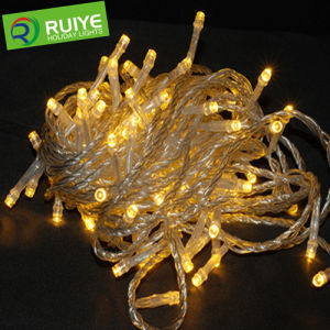 Connectable 10m 100 LEDs LED String Christmas Light for Outdoor pictures & photos