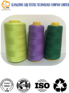 Core Spun Yarn 100% Polyester Sewing Thread 20s/3 pictures & photos