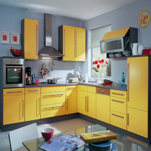 Zhuv Factory Custom Made Kitchen Cabinet (ZH-K20) pictures & photos
