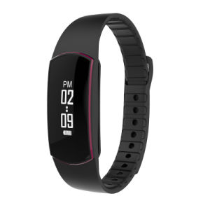 bluetooth Heart Rate Pedometer Bracelet pictures & photos