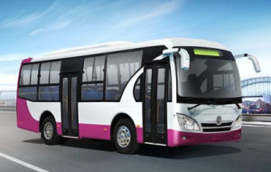 Dongfeng EQ6850p3g Luxury Bus/Bus for Sale pictures & photos