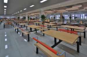 Cheap Food Court Use Restaurant Table and Chair pictures & photos