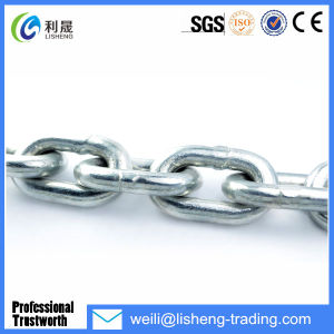DIN766 Carbon Steel Link Chain DIN766 pictures & photos