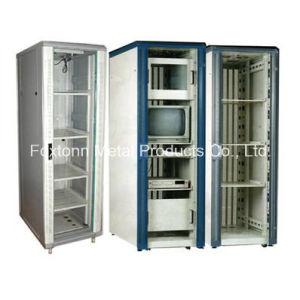 China Custom Sheet Metal Fabrication Waterproof Network Rack ...