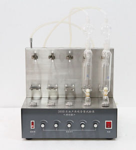 ASTM D1226 Sulfur Content Tester of Light Oils (Lamp Method) pictures & photos