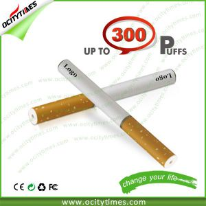 Empty Disposable E Cigarette/Soft Tip E Cig/300 Puffs Disposable Electronic Cigarette for Sale pictures & photos