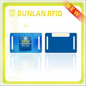 Sunlanrfid 13.56MHz Adhesive Printable RFID Label pictures & photos
